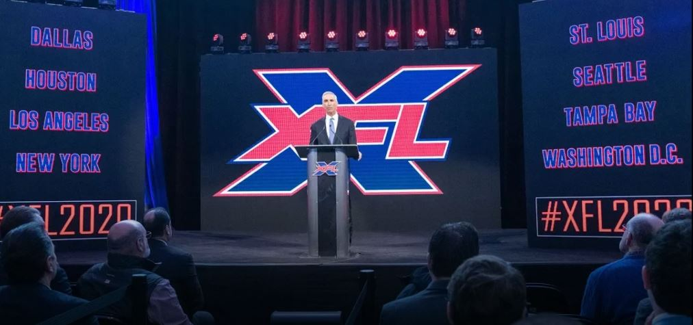 XFL Cities - Today the XFL announced its eight inaugural cities