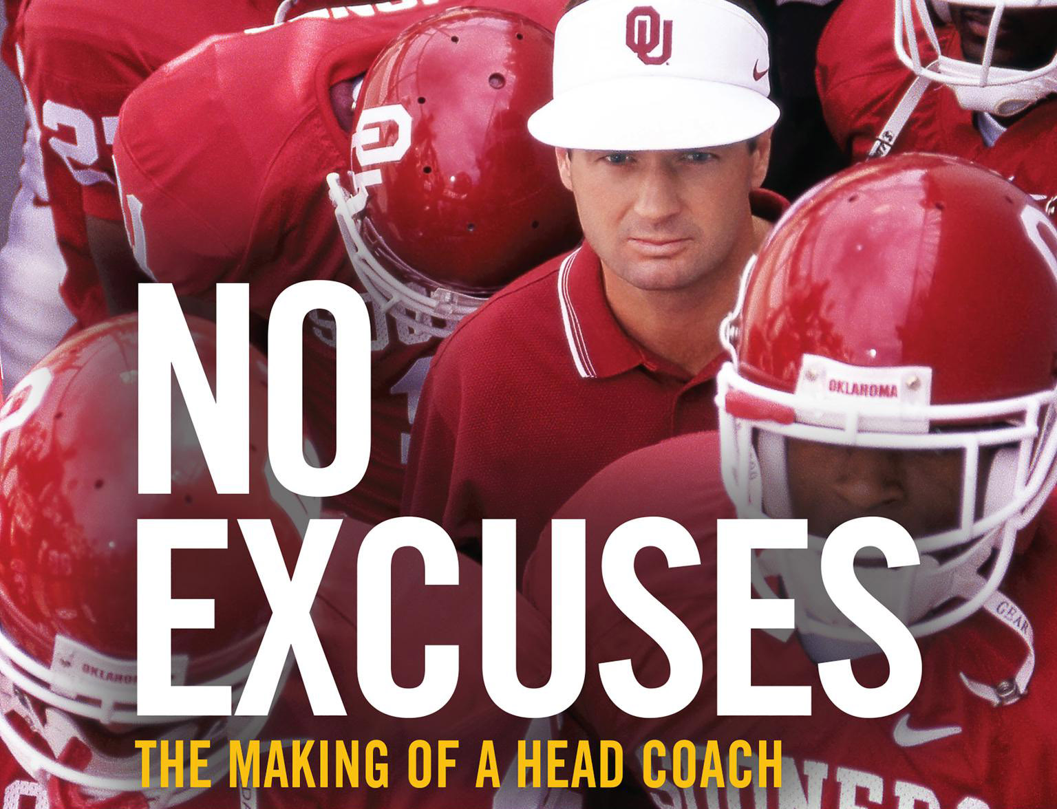 No Excuses: The Making of a Head Coach buy Bob Stoops