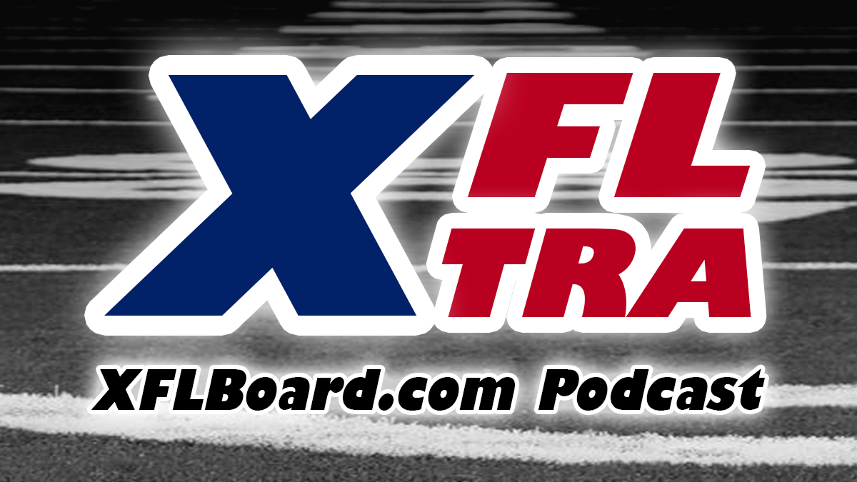 XFL Xtra Podcast