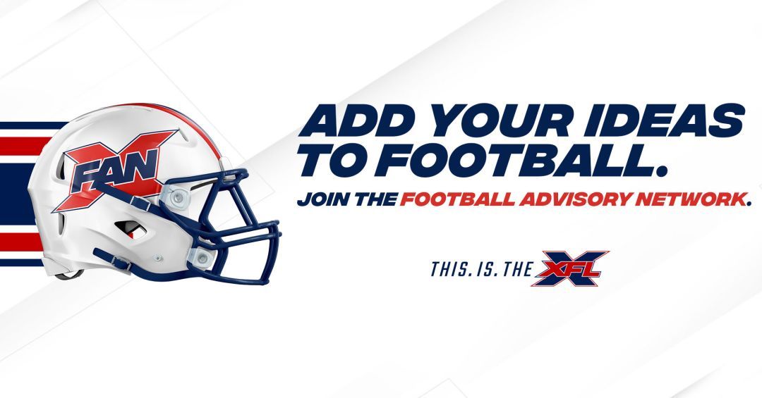 XFL Football Advisory Network