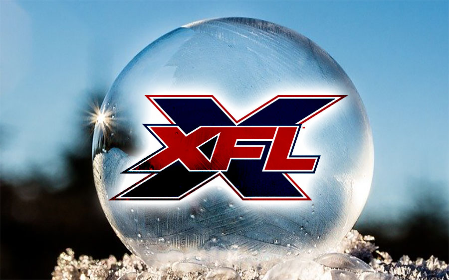 XFL in a Bubble