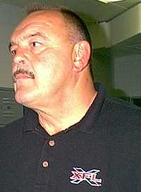 Dick Butkus is determined to make the XFL a better league.