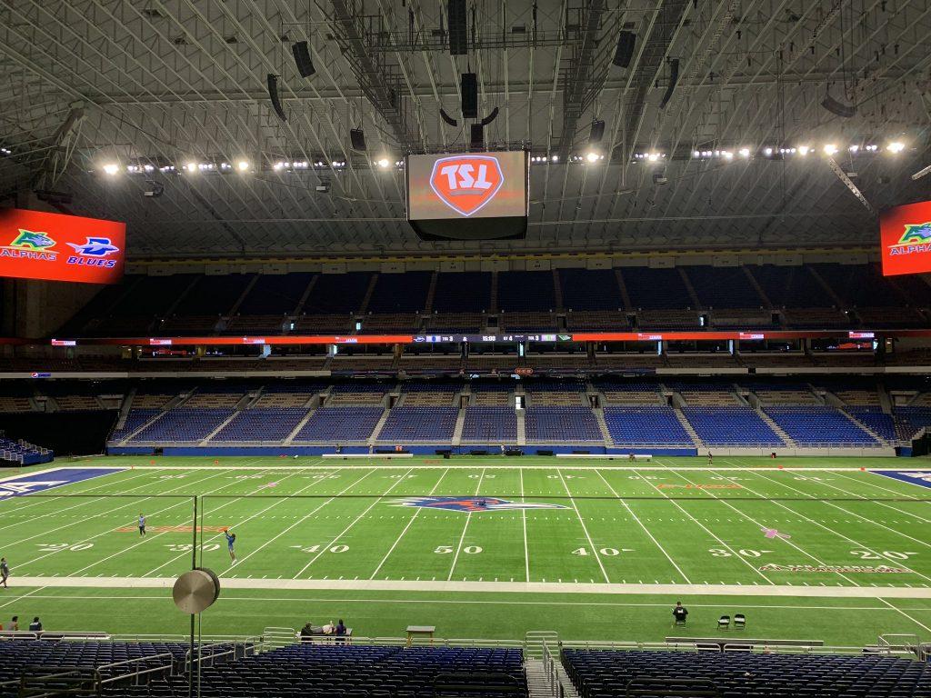 The Spring League Alamo Dome