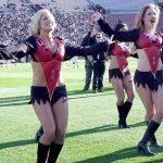 San Francisco Demons Cheerleaders