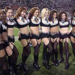 NY/NJ Hitmen Cheerleaders