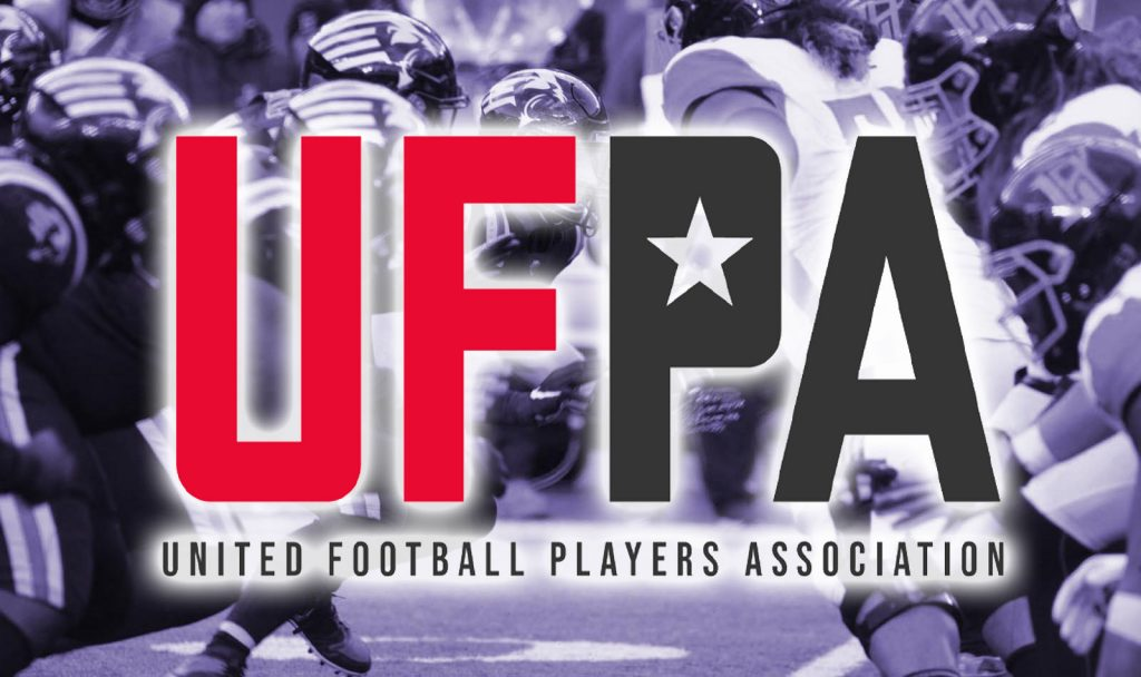 UFPA - United Football Players Association.