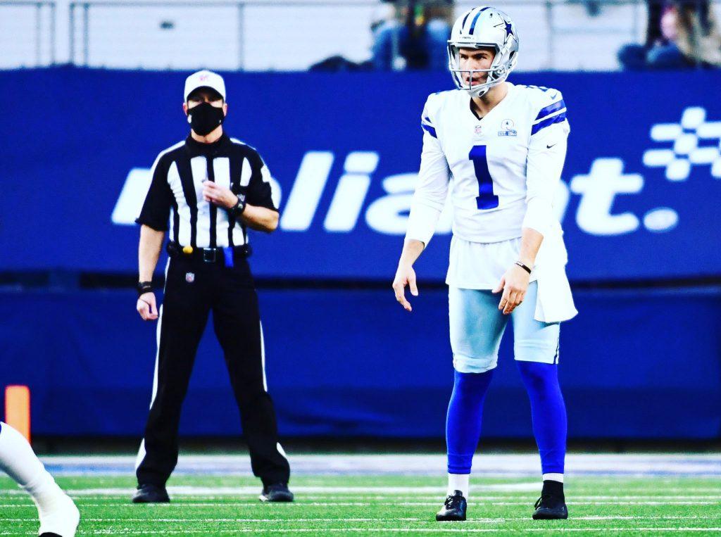 Hunter Niswander Dallas Cowboys