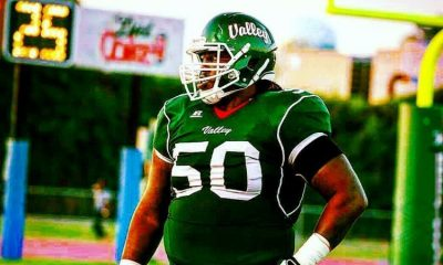 Sean Brown, OL, Mississippi Valley State