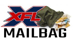 XFL Mailbag