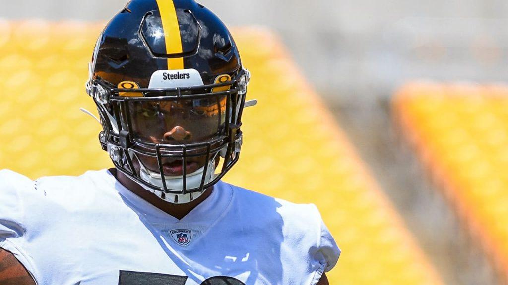 Jarron Jones - Pittsburgh Steelers