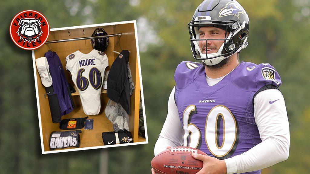 LS Nick Moore - Baltimore Ravens