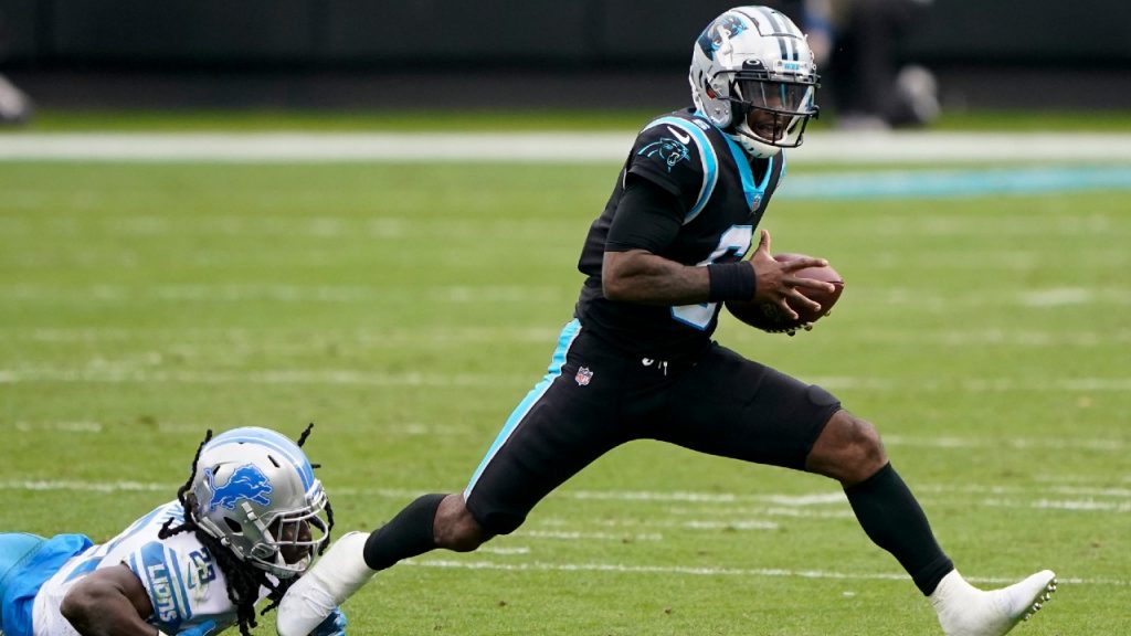 P.J. Walker, Carolina Panthers