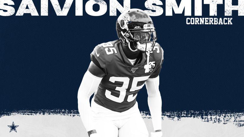 Saivion Smith - Dallas Cowboys
